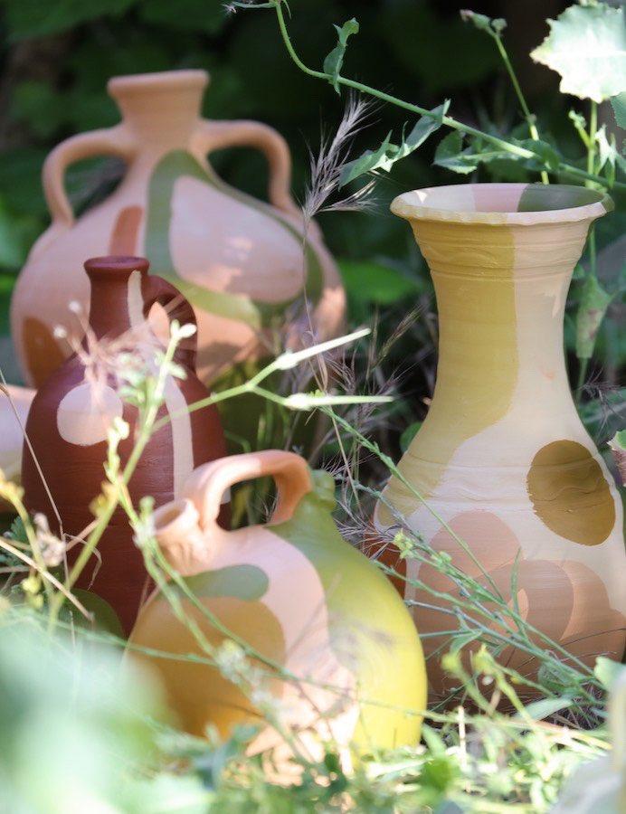 Imagen Cerámica Priego decoración botijo | Almudena Laborda