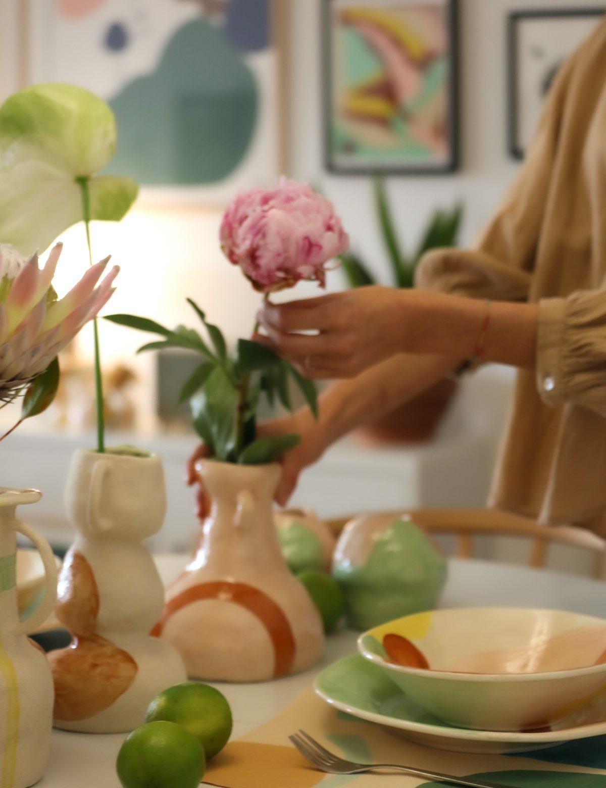 colección de cerámica de Almudena Laborda